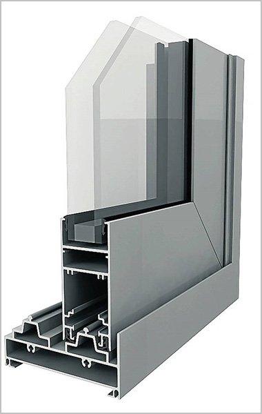 Batlo carpinteria de aluminio for Aberturas de aluminio puertas